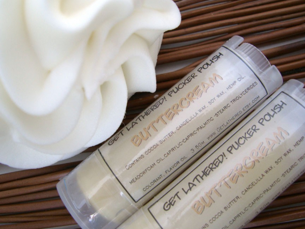 Vegan Lip Balm Buttercreme