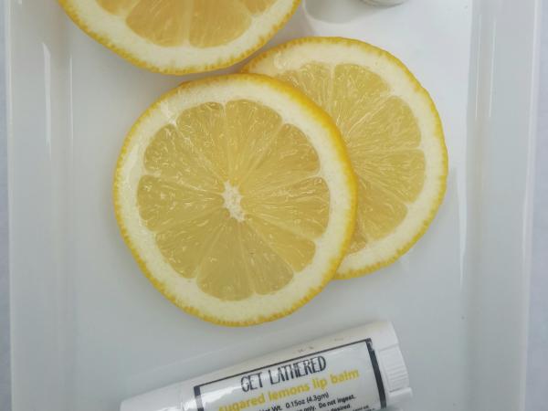 Sugared Lemons Lip Balm