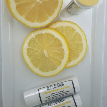 Sugared Lemons Lip Balm