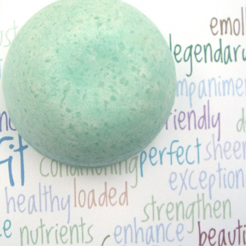 Rosemary Mint Solid Bar Conditioner That Rolls