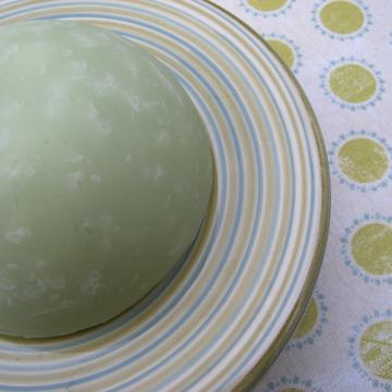 Lemon Verbena Solid Shampoo Bar